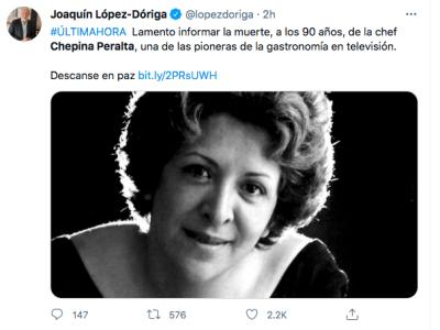 Chepina Peralta (Twitter)