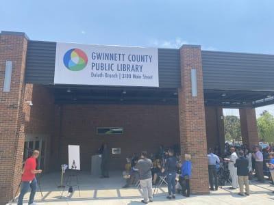 New Public Library headquarters