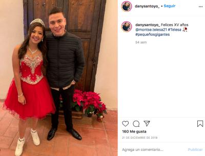 Montserrat García 'Telesa' Pequeños Gigantes (Instagram)