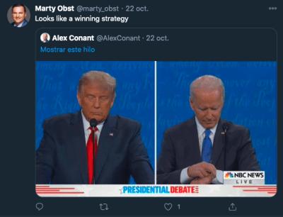 Marty Obst asesor Pence coronavirus