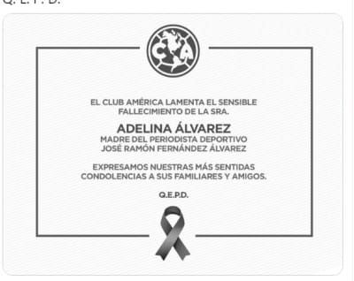 Fallece Adelina Álvarez 3 madre José Ramón Fernández