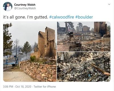 Incendios Colorado y Utah obligan a evacuar miles de hogares