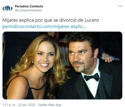 Mijares razones divorcio Lucero 2