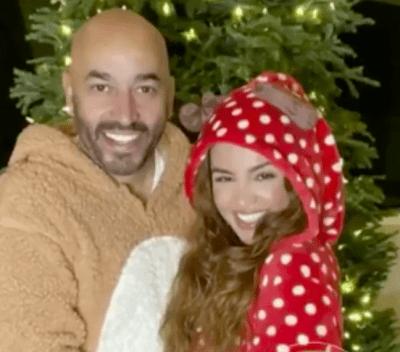 Lupillo Rivera y su novia (Instagram)