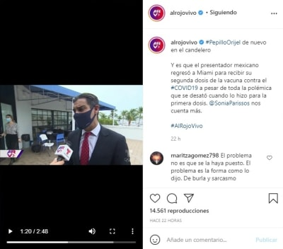 Juan José Origel vacuna Aylín Mujica 3