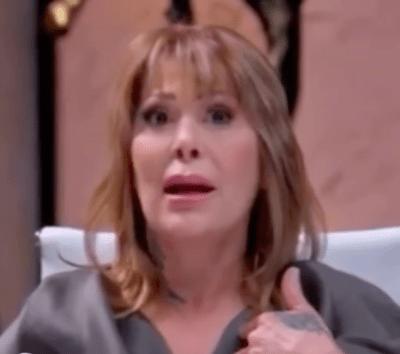 Alejandra Guzmán gave an interview (IG)
