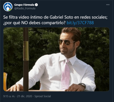 Gabriel Soto video reacciones