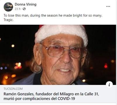 'Santa Claus' hispano