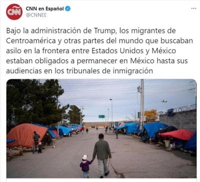 Biden ingreso migrantes expulsados 3