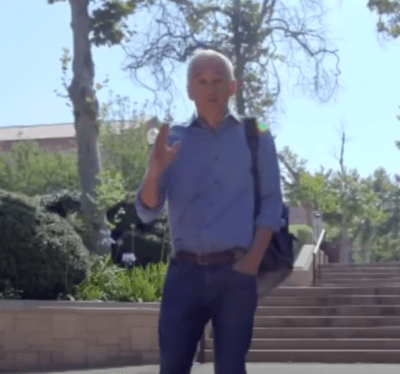 Jorge Ramos su vida como 'inmigrante'