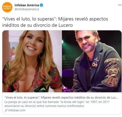 Mijares razones divorcio Lucero 3