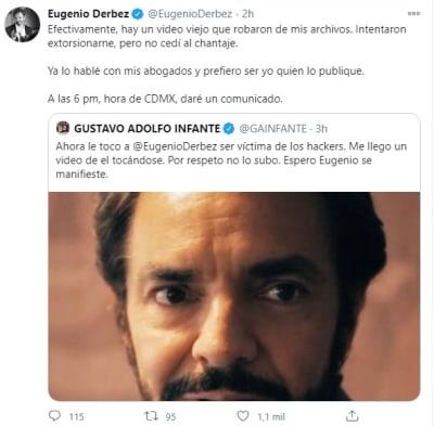 Eugenio Derbez tocándose 1