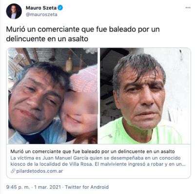 padre hispano asesinado