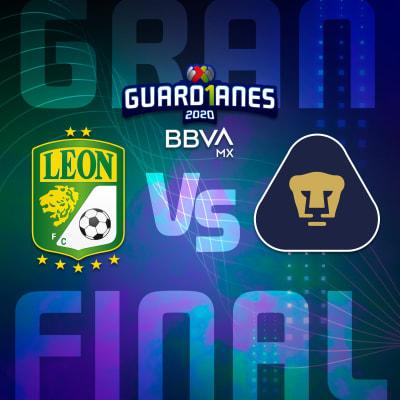 León contra Pumas Gran Final 1