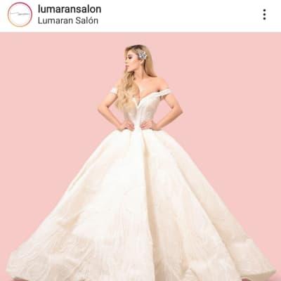 Emma Coronel, esposa del Chapo Guzmán, confiesa que se sintió 'soñada' con el vestido de novia