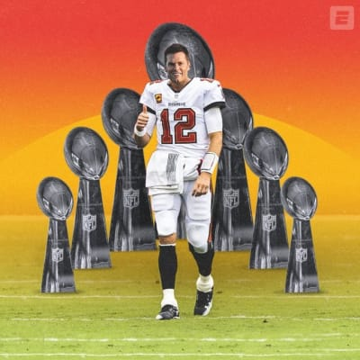 Tom Brady Super Bowl LV 3
