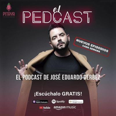 José Eduardo Derbez Pedcast, Podcast