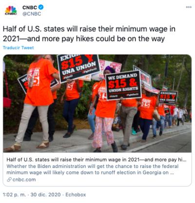 salario mínimo eeuu
