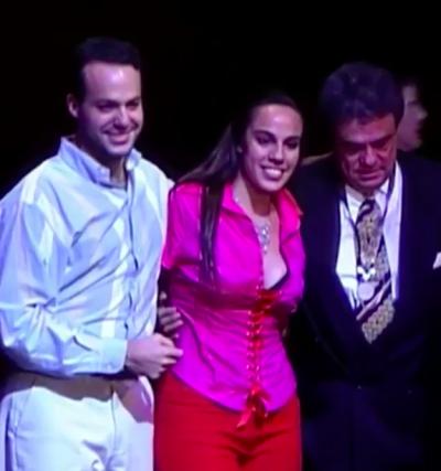 Anel Noreña es nueva heredera universal del cantante (IG)