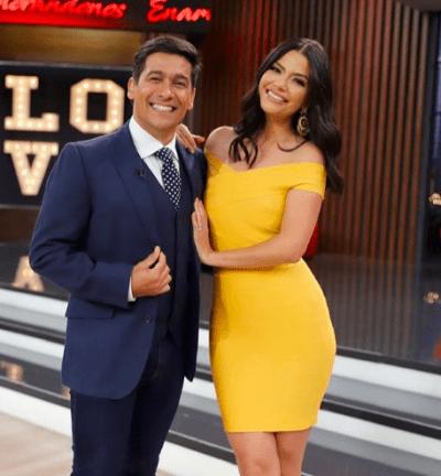 Ana Patricia Gámez anuncia retiro de la televisión (IG)