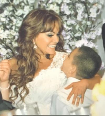 Johnny Rivera, hijo de Jenni Rivera (Instagram)
