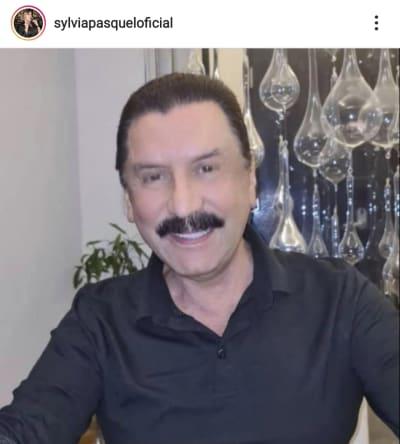 Sylvia Pasquel está de luto por la muerte de un querido amigo Carlos Quiñones