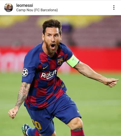 ¡Se quiere ir del Barcelona! Lionel Messi ya se lo informó al club