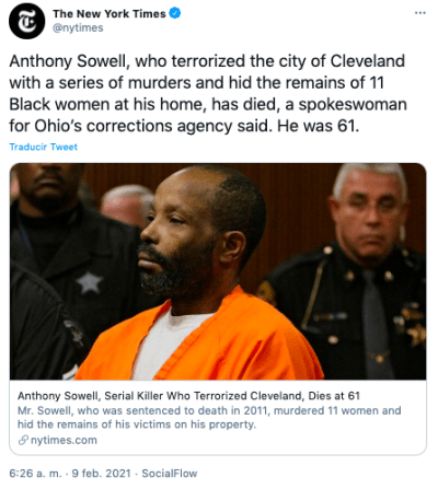 Anthony Sowell