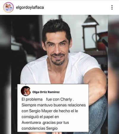 Hermana de Xavier Ortiz destapa problema con integrante de Garibaldi Olga Ortiz Ramírez Charly López
