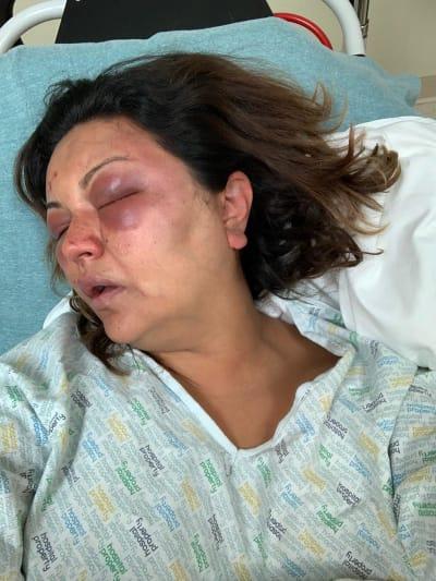 crónica violencia doméstica
