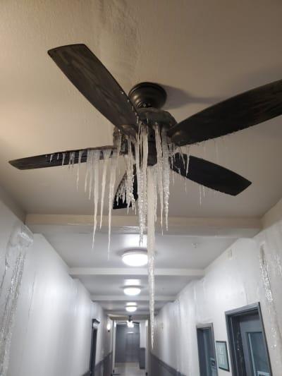 Imágenes Tormenta Invernal Texas, imágenes apocalípticas