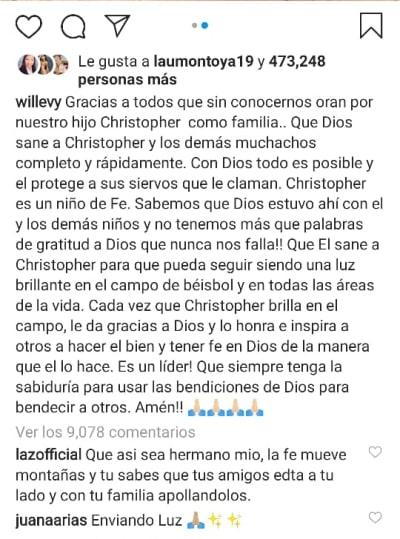 William Levy hijo 2