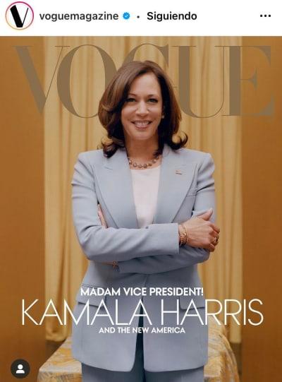 Kamala Harris portada