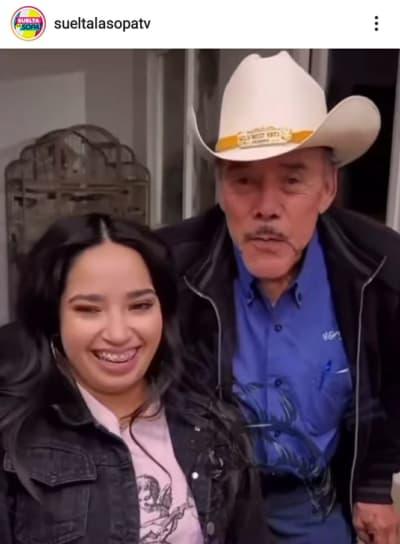 Pedro Rivera olvida el nombre de una de sus nietas