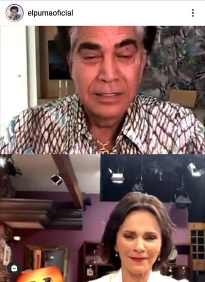 Hijas de José Luis Rodríguez El Puma estallan ante las declaraciones del cantante