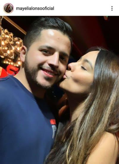 Mayeli Alonso, ex esposa de Lupillo Rivera, aparece más acuerpada que nunca