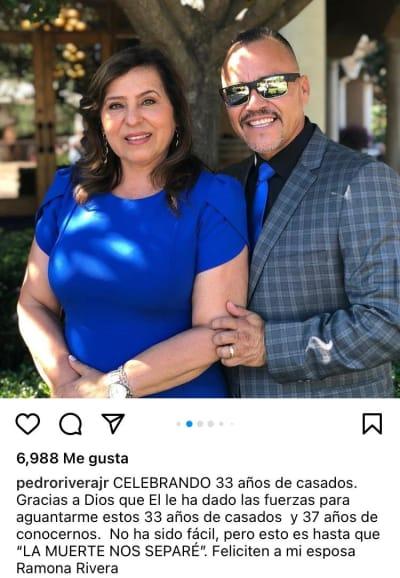 esposa Pedro Rivera Jr