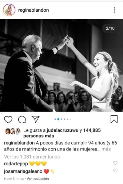 Muere abuelo Regina Blandón 1