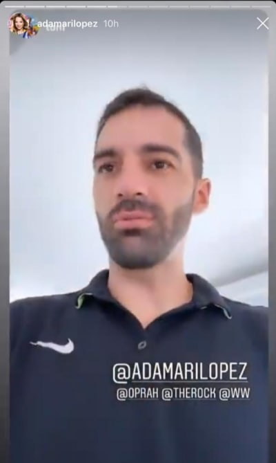 Adamari López Toni Costa