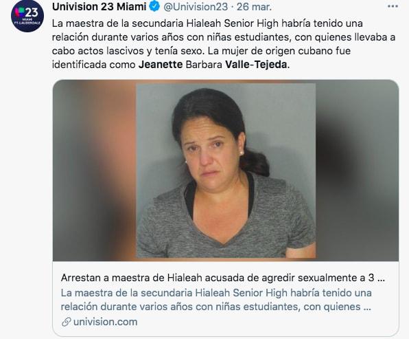 Jeanette Valle Tejeda