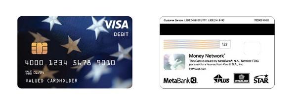 Cómo llegará cheque, papel, Tarjeta EIP, depósito cheque, fraude