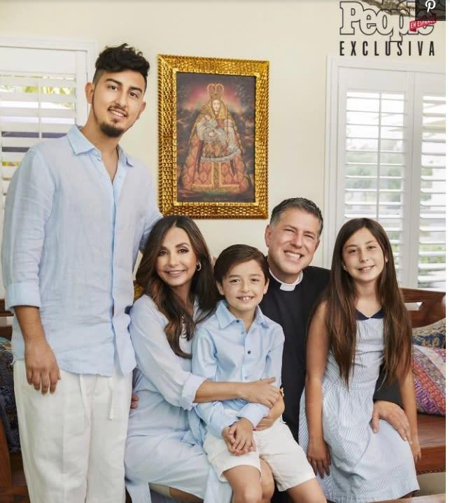 Padre Alberto Cutié hijos esposa Ruhama 5
