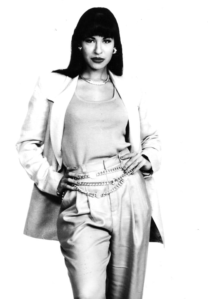Fantasma Selena Quintanilla