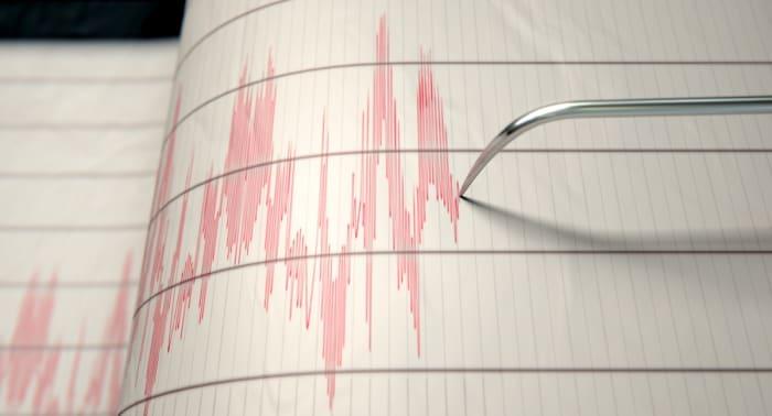Terremoto Los Ángeles USGS