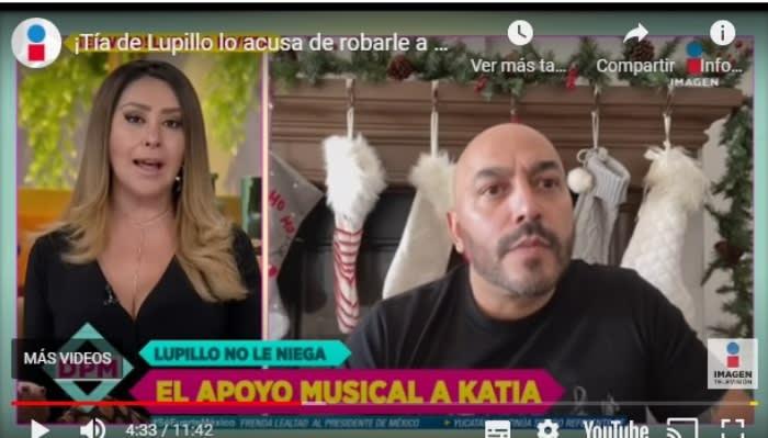 Pita Saavedra Lupillo Rivera tía de Jenni Rivera 5