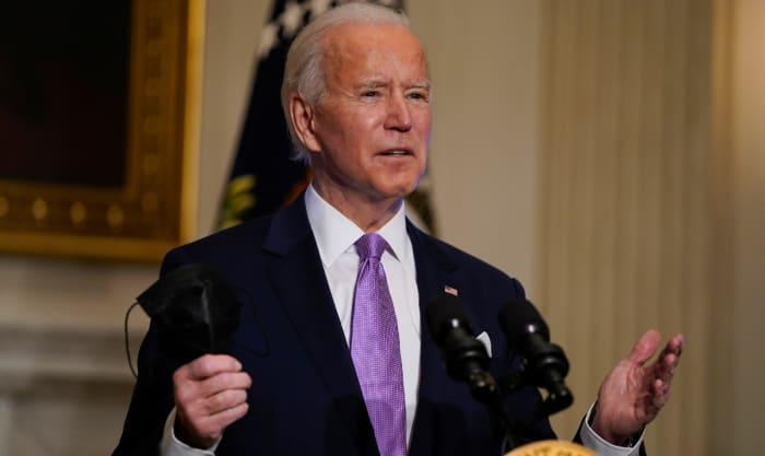 Joe Biden orden ejecutiva