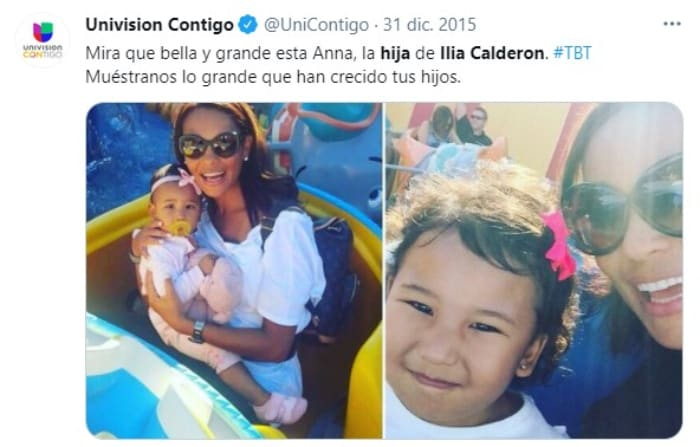Ilia Calderón Ataques, ataques racistas, Univisión, racismo