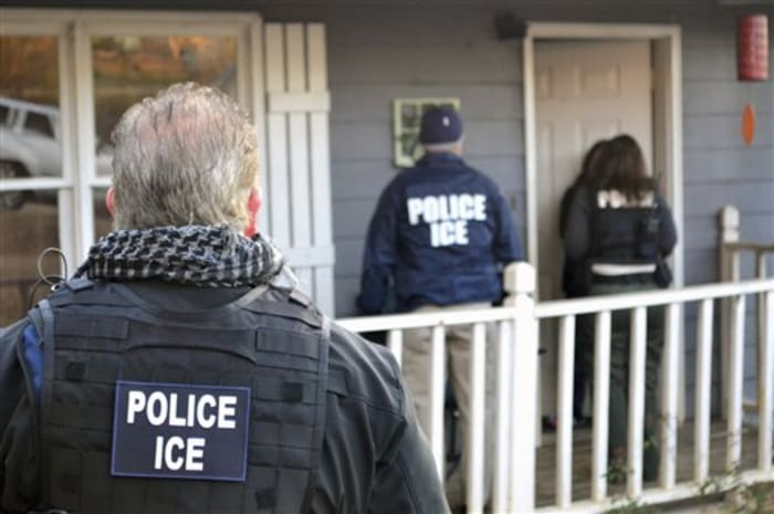 Ed Gonzalez nominado para ICE