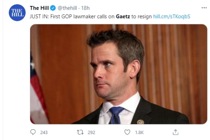 Matt Gaetz Trump
