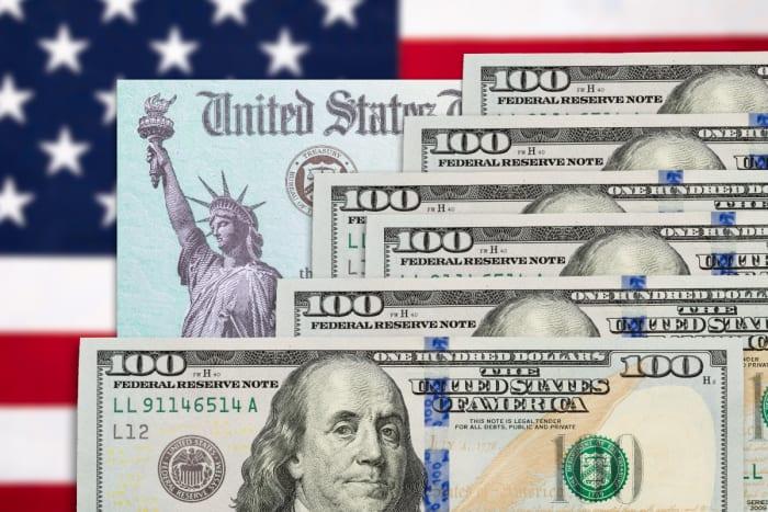 Cheque estímulo económico